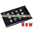 Car GPS Navigation System MP3 MP4 FM Transmitter Bluetooth A/V In MAP + 2GB MicroSD