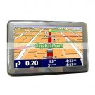 "4.3"" TFT 400MHZ WinCE 6.0 Core Portable GPS Navigator with 2GB SD Card"