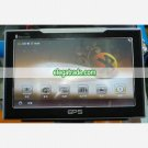 7 Inch Car GPS Navigation System MP3 MP4 Player Bluetooth A/V Input FM Transmitter MAP + 2GB SD Card