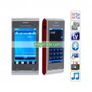Dual Cards Dual Cameras Color TV Bluetooth JAVA 3.0 Inch Touch Screen China Phone