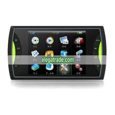 JXD 2.8 Inch MP4 Player ( 2GB ) - jxd696