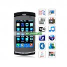 Quad Band  Cards Standby Cameras WIFI Color TV Bluetooth JAVA 3.2-inch Touch Screen