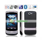 Cards  Standby Cameras WIFI Color TV Bluetooth JAVA 3.2-inch HVGA Touch Screen  Phone