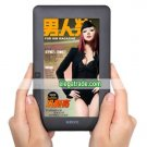 JXD 6.0 Inch Touch Screen E-book Reader ( 8GB ) - JXD-A21