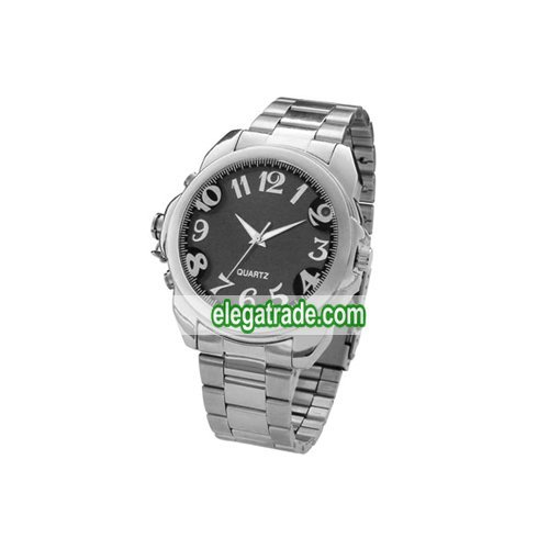 2GB Wrist Spy Watch with Video and Voice Recorder