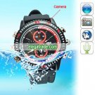Multifunctional HD DVR Waterproof Watch With Video Recording and Photo-Taking Camera