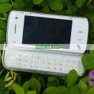 NOKLA N97 WM6.1 EDGE Sliding QWERTY Keyboard Smart Phone With WiFi (White)