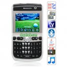 JC8900 Quad Band Dual Cards Dual Standby Dual Cameras Color TV Bluetooth JAVA 2.0-Black