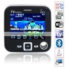 E81 Quad Band Dual Cards Dual Standby Dual Cameras Color TV WIFI Bluetooth Java - Black