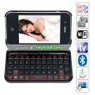 DA PENG T7000 Quad Band Dual Cards Dual Standby Dual Cameras WIFI Color TV Bluetooth Java Phone