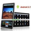 "Android 2.1 Tablet PC MID 10.2"" Touch Screen ARM 11-Telechips 8900-800MHZ-256MB-4GB, Wifi, G-Sensor"