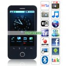 Quad Band Single Camera WiFi Color TV Bluetooth 3.3 - inch Touch Screen Phone with Android 2.1 OS