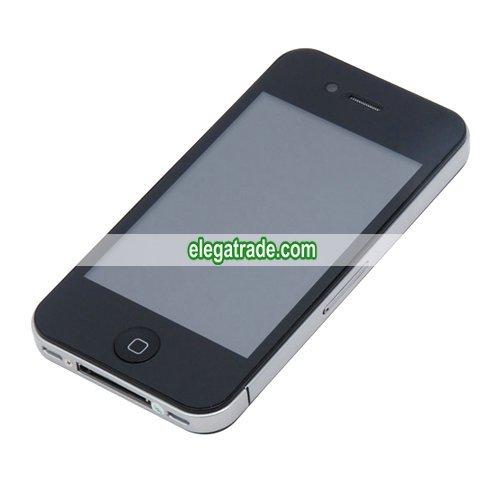 HiPhone S4 Quad Band Single Card Single Standby Dual Cameras WIFI Bluetooth Java Phone