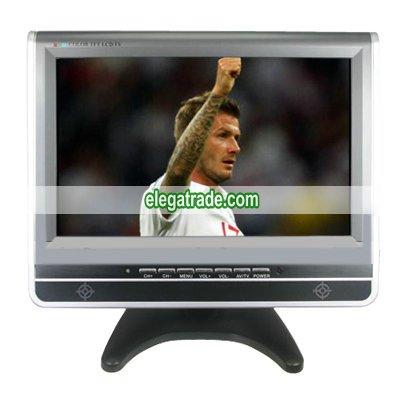 11 Inches XGA 640x480 Resolution TFT Color LCD Video CCTV Surveillance Monitor Build In Speaker