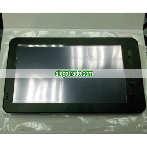 7 Inch Android 2.1 Tablet PC Touch Screen Telechips 8900-800MHZ-256MB-4GB, Wifi, GPS