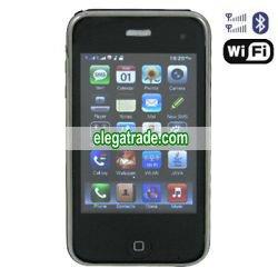 J2000 Cell Phone - Dual SIM Card Phone with WIFI & TV & Bluetooth