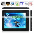Android 2.2 8-inch LCD Touch Screen WIFI 1.2GHz CPU Tablet PC