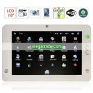 Android 2.1 Rockship 2818 720MHZ 128MB 2GB HDD WIFI 7-Inch TFT LCD Panel Resistive Tablet PC