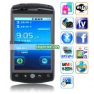 H3000 Quad Band Dual Cards Dual Standby Camera WIFI Analog TV Bluetooth Android 2.2 OS Phone