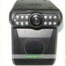 car video recorder 720P HD night vision with 12 pcs IR LED - CVR001