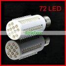 High Power Screw E27 72 LED light LED Bulb light lamp 3W New
