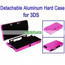 Aluminum Hard Case Compatible For 3DS