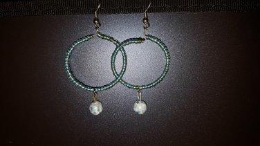 Light blue hoops