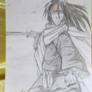 Byakuya sketch - original