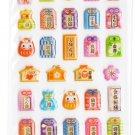 Kamio Japan Lucky Charms sticker sheet