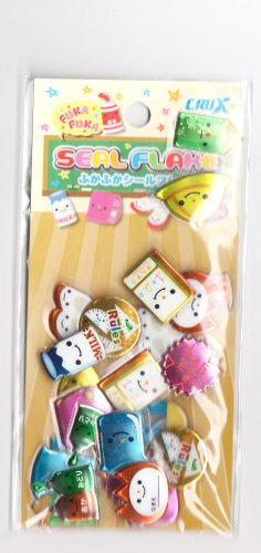 Crux Sponge School Sticker Sack
