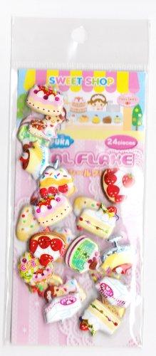 Crux Sponge Sweet Shop Sticker Sack