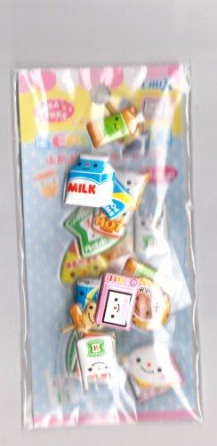 Crux Sponge Foods Sticker Sack