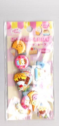 Crux Sponge Desserts Sticker Sack