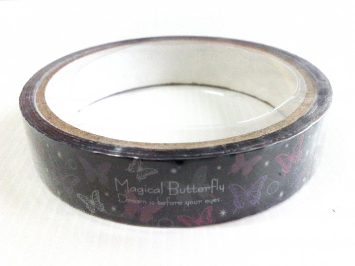 Mind Wave Magical Butterfly Deco Tape