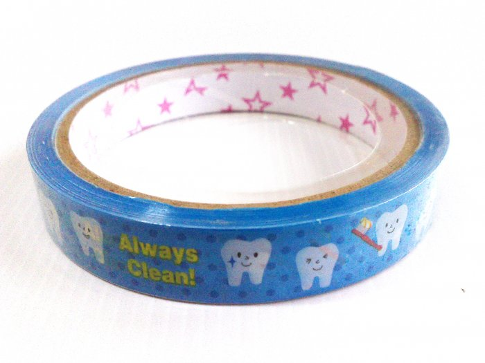 Mind Wave Always Clean! Deco Tape