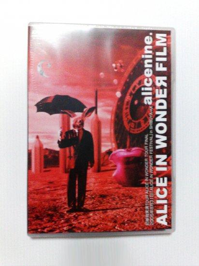 Alice Nine - Alice In Wonder Film DVD