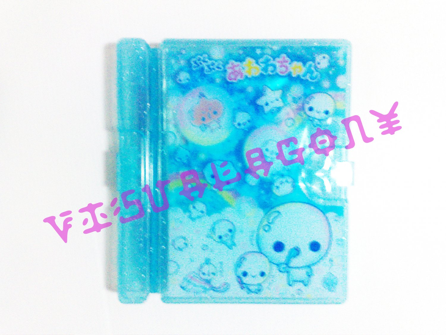 Kamio Japan Awa Awa Chan Letter Set Case