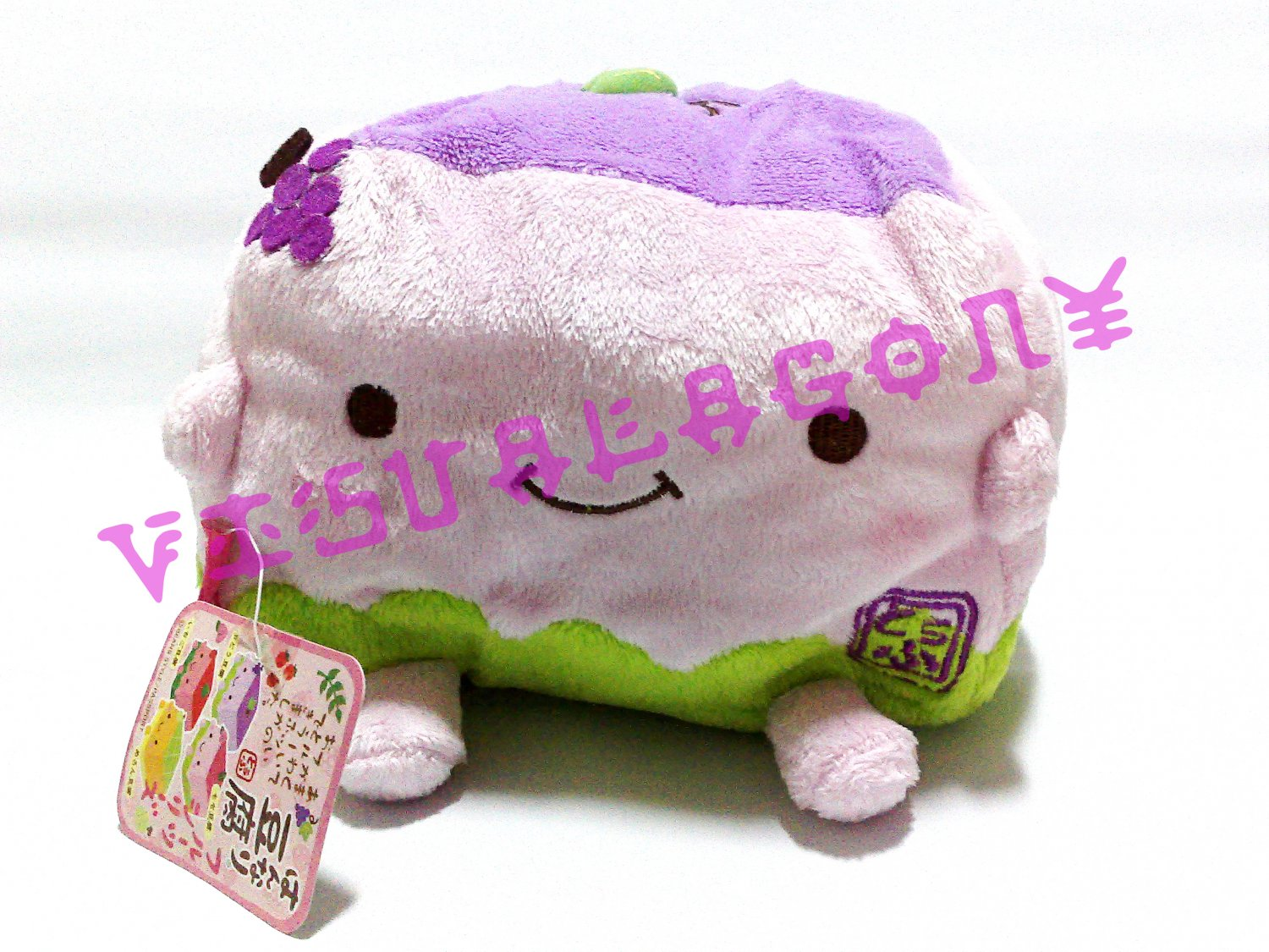 Passport Hannari Tofu Grape Plush