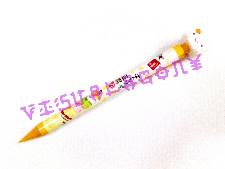 Passport Hannari Tofu White Mechanical Pencil