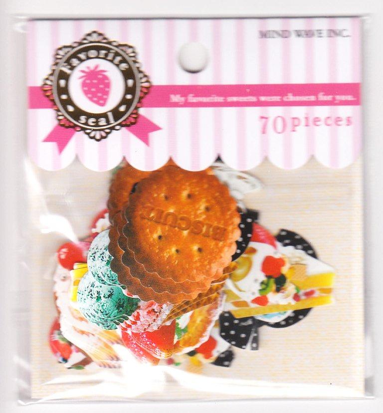 MindWave Favourite Sweets Sticker Sack