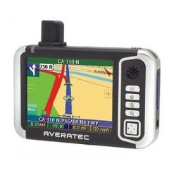 Averatec Voya 350 Portable GPS
