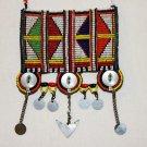 AFRICAN MAASAI (MASAI) BEAD NECKLACE/PENDANT -KENYA #47