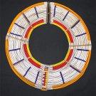 AFRICAN MAASAI (MASAI) COLLAR NECKLACE - TZ  - RARE #03