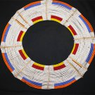 AFRICAN MAASAI (MASAI) COLLAR NECKLACE - TZ  - RARE #47