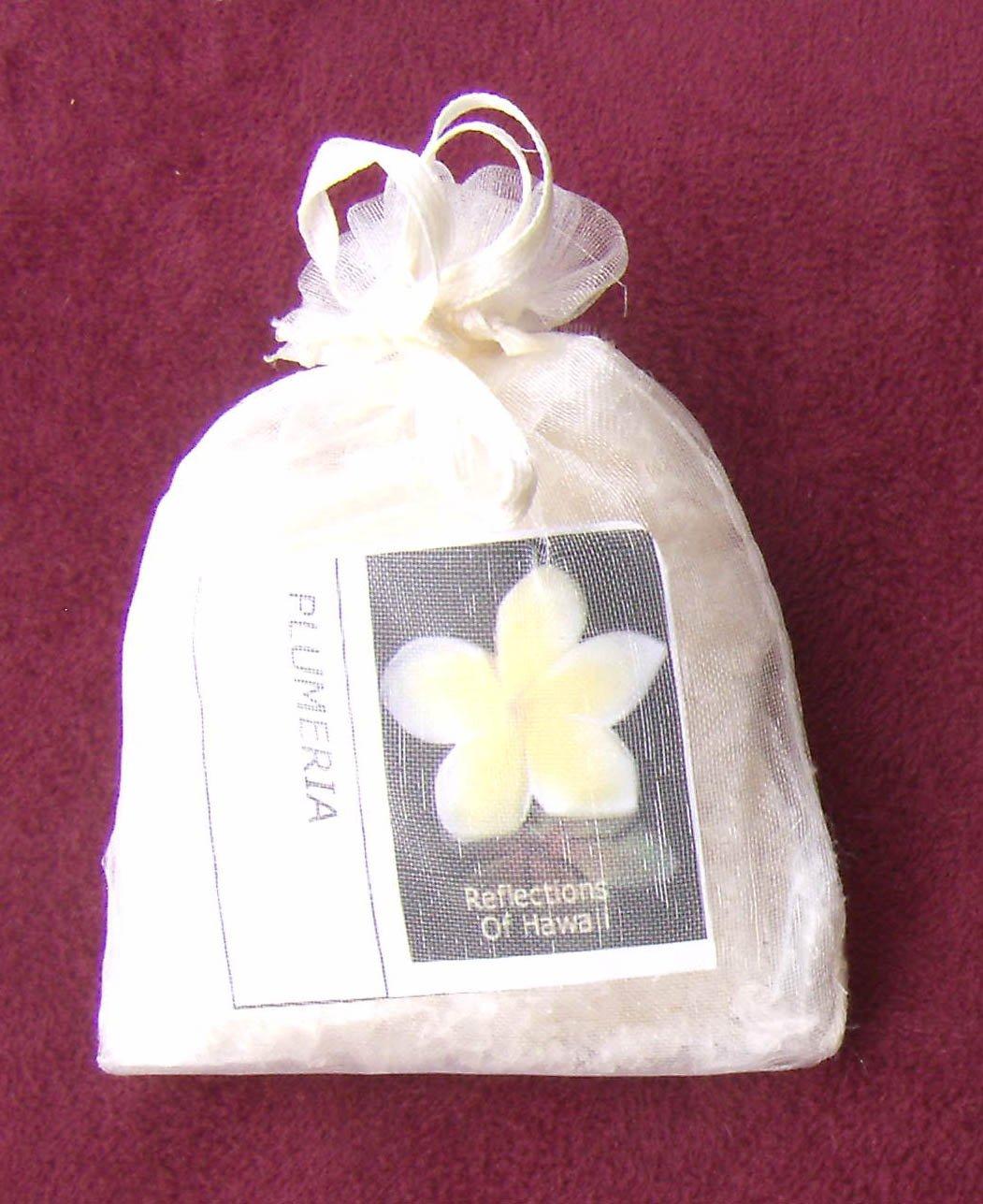 Frangranced bath salts - vanilla-mango fragrance - 8 oz