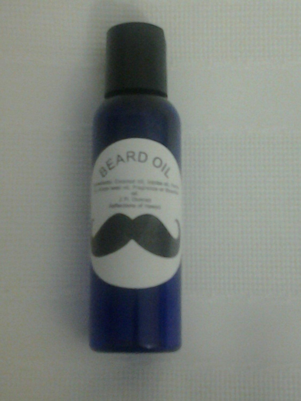 Beard - shave oil for men Dancing Waters 2 oz -