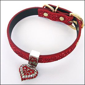 Dog Collars Perfect For Valentines Day!!