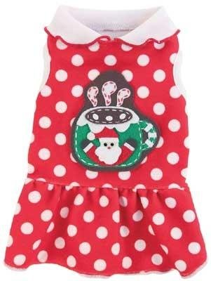 Dog Clothes Adorable Christmas Coco Dress