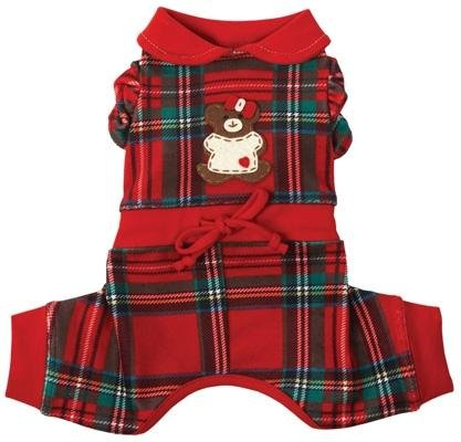 Dog Clothes Adorable Lil' Teddy Snuggle Suit