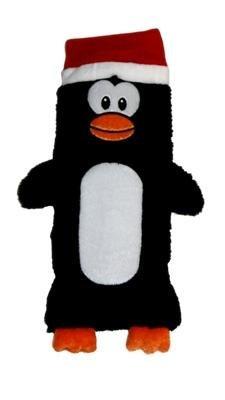 Dog Toys Adorable Penguin Crinkler Bottle Buddies